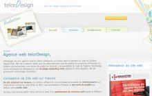 Conception de site web telorDesign