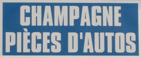 Champagne Pièces d'Autos et Carrosserie